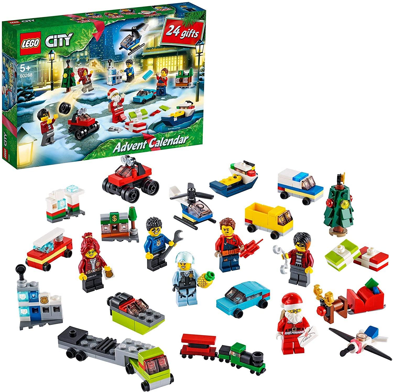 LEGO CITY CALENDARIO AVVENTO 60268 - Toyland Store