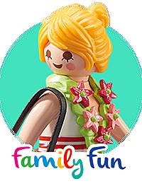 FAMILY FUN PLAYMOBIL
